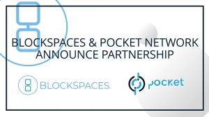 BlockSpaces, Pocket Network Announce Partnership